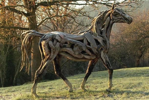 caballo e palo