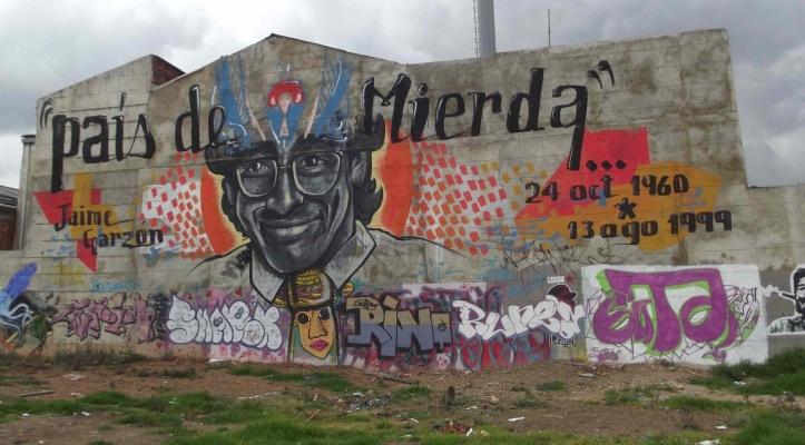 jaime garzon mural