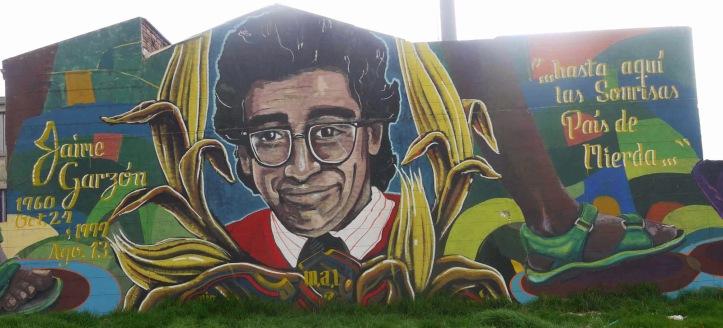 mural jaime garzon
