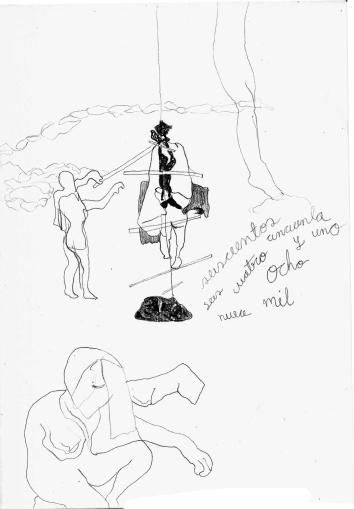 Registro dibujado por Alma Brutau